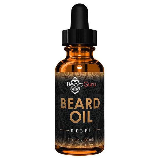 Rebel Beard Oil {1floz Dropper Bottle}