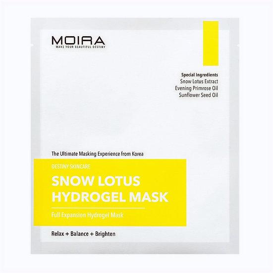 Snow Lotus Hydrogel Mask - Pack of 5
