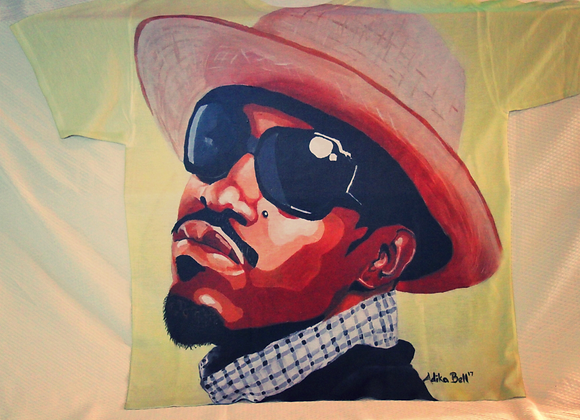 Andre 3000 Wearable Art Tee