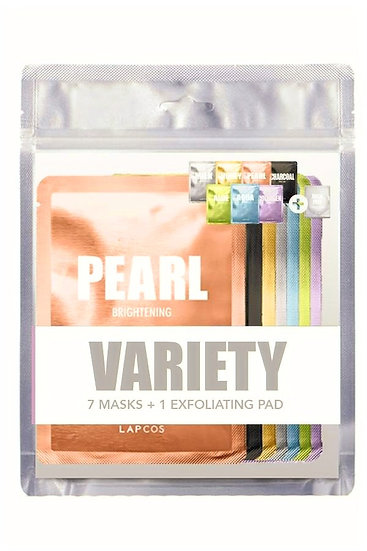 Variety 7+1 Daily Skin Mask