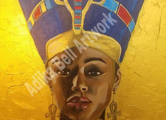 Queen Nefertiti 16x20 Prints