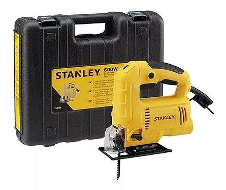 Sierra caladora 600w Stanley SJ60K-AR