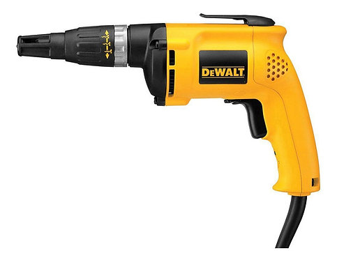 Atornillador Electrico para yeso Dewalt DW255