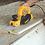 Thumbnail: Cepillo Garlopa Rebajador Electrico Dewalt D26676-AR