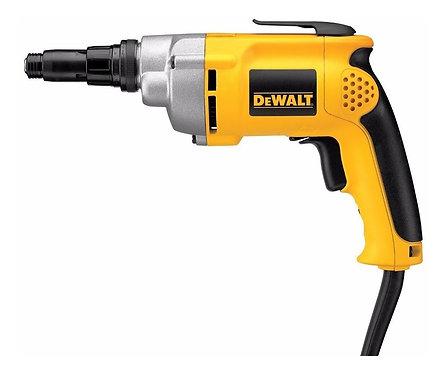 Atornillador Electrico Yeso Durlock Dewalt 540w DW268-AR