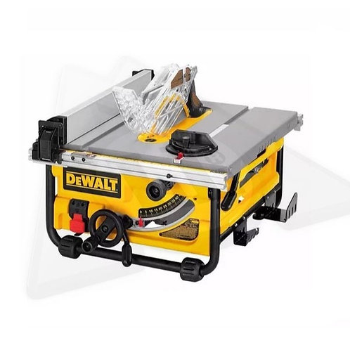 Sierra de banco 1700w Dewalt DW745-AR