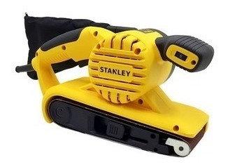 Lijadora de banda Stanley SB90-AR
