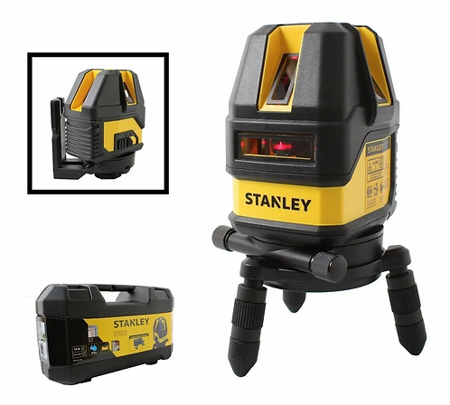 Nivel Laser Autonivelante Stanley Multi-líneas Stht77512-ar