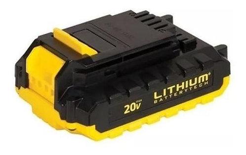 Batería Litio 20v 1.3ah Stanley SB20C-AR