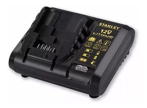 Cargador Bateria 12v 1.25ah Litio SC121-AR Stanley