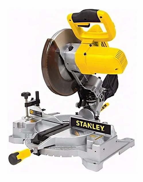 Sierra Ingleteadora 10´ 1500w Stanley STSM1525-AR