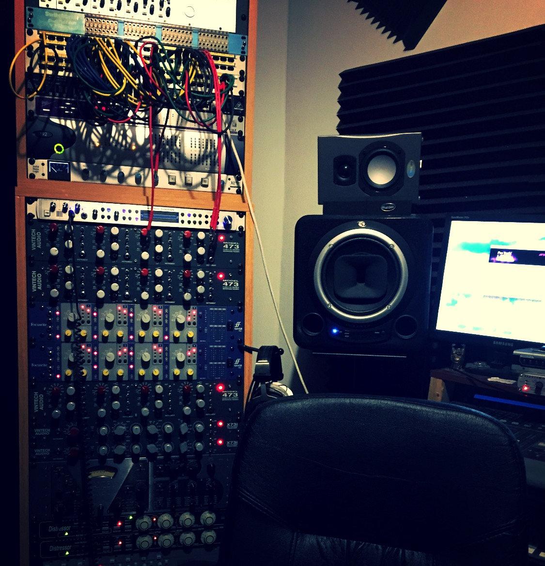 Production, Editing, Mixing