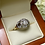 Thumbnail: Pierścionek złoty z brylantami