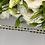 Thumbnail: Bransoletka złota z krzemami
