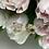 Thumbnail: Kolczyki złote kwiatki