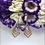 Thumbnail: Kolczyki złote