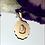 Thumbnail: Medalik złoty