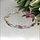 Thumbnail: Bransoletka złota dwa kolory