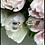 Thumbnail: Kolczyki złote cyrkonie niebieskie
