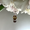 Thumbnail: Wisiorek srebrny cyrkonie