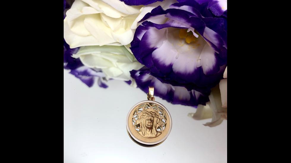 Medalik zloty