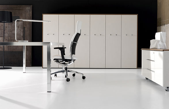 Storage, office storage, freestanding storage, office wall, storage wall, ivm storage, matrix storage, matix office interiors storage, cabinet, executive storage, pedestal
