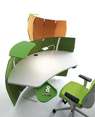 Reception, esedra reception, sistema reception, salve reception, esedra light, matrix reception