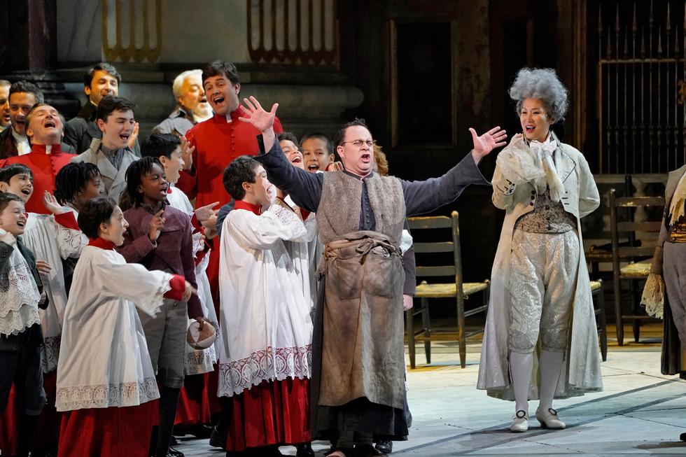 Tosca - The Metropolitan Opera