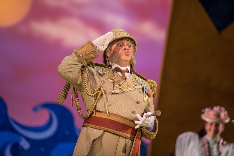 Major General Stanley - San Diego Opera