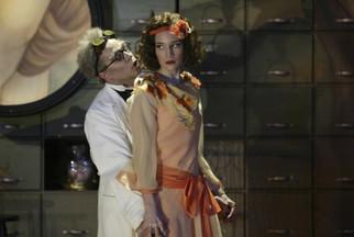Bartolo and Rosina