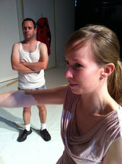 In rehearsals for Don Giovanni in Cologne