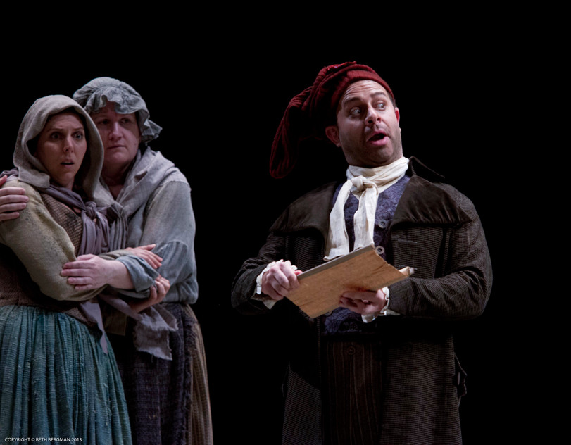 Dialogues of the Carmelites - The Jailer