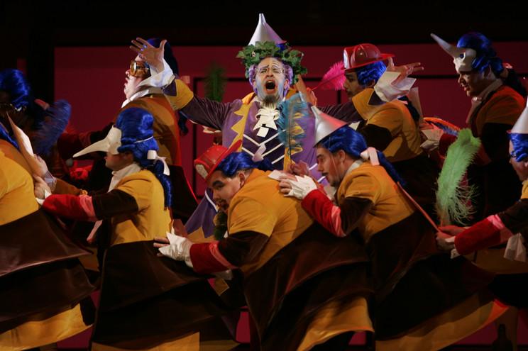 La Cenerentola - Houston Grand Opera