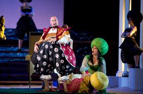 Mustafa - Houston Grand Opera