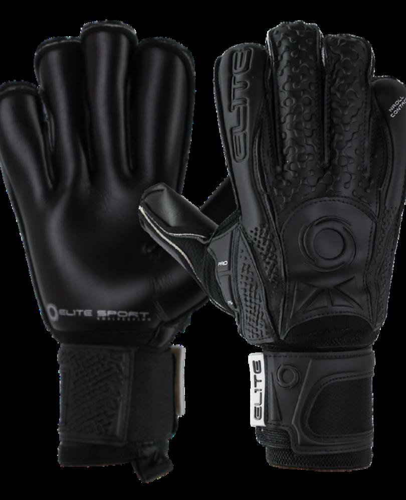 elite_sport_black_solo_goalkeeper_glove.