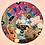 "Thumbnail: Avicii + 12"" x 16"" frame"