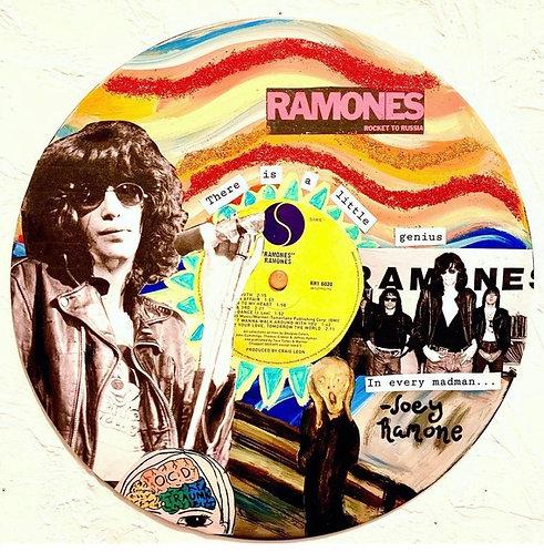 The Ramones - Joey Ramone
