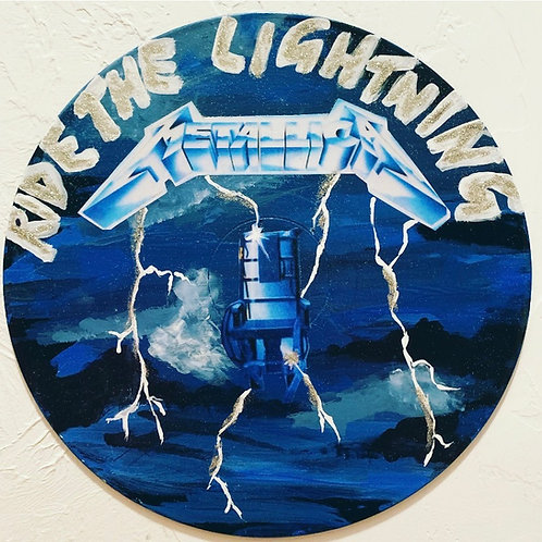 Metallica - Ride the Lightning + Chili Pepper Magik