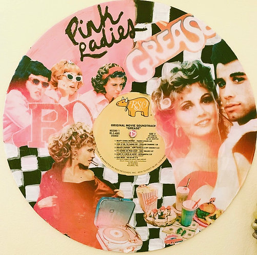 Grease - The Pink Ladies