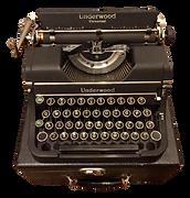 Vintage-Typewriter-Transparent-Backgroun