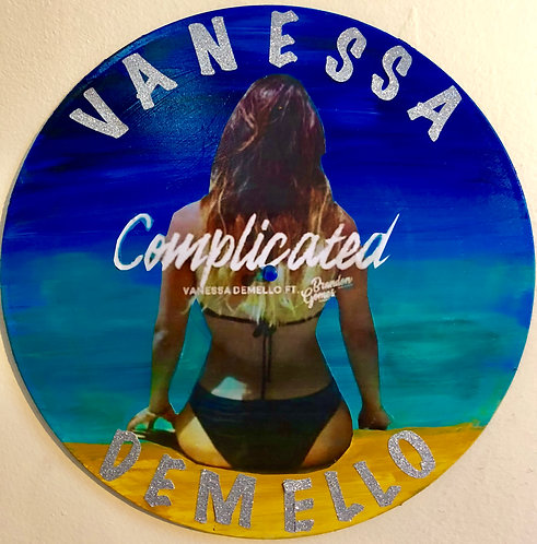 Vanessa Demello - Complicated
