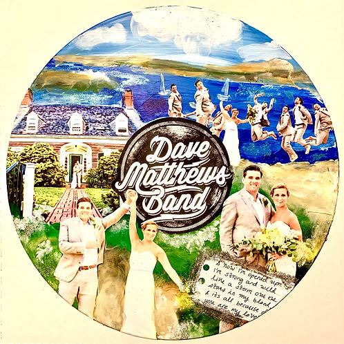 Dave Mathews Band Wedding Piece