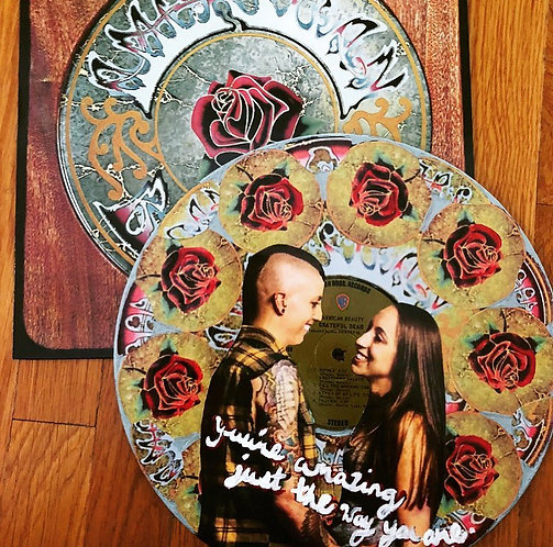 Grateful Dead Wedding Gift 🥀 💀