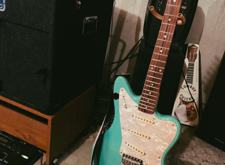 Growing Up with a Guitar + How it Changed Me