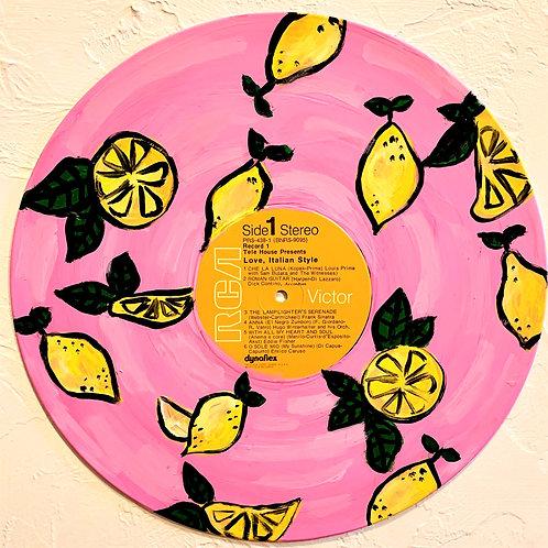 Lemon Painting