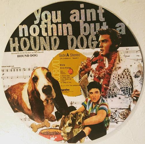 Elvis Presley Hound Dog