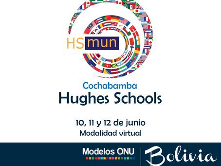 El HSmun 2021 comenzó la experiencia MUN de la presente gestión en Bolivia