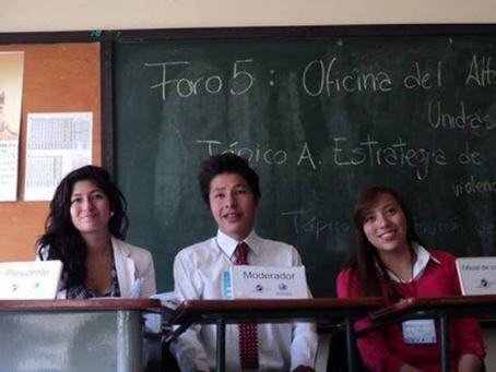 Los debates de ONU serán emulados por estudiantes de secundaria del país
