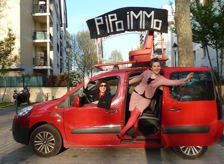 30 sept 2016 Pipo Immo et Streching anti-crise