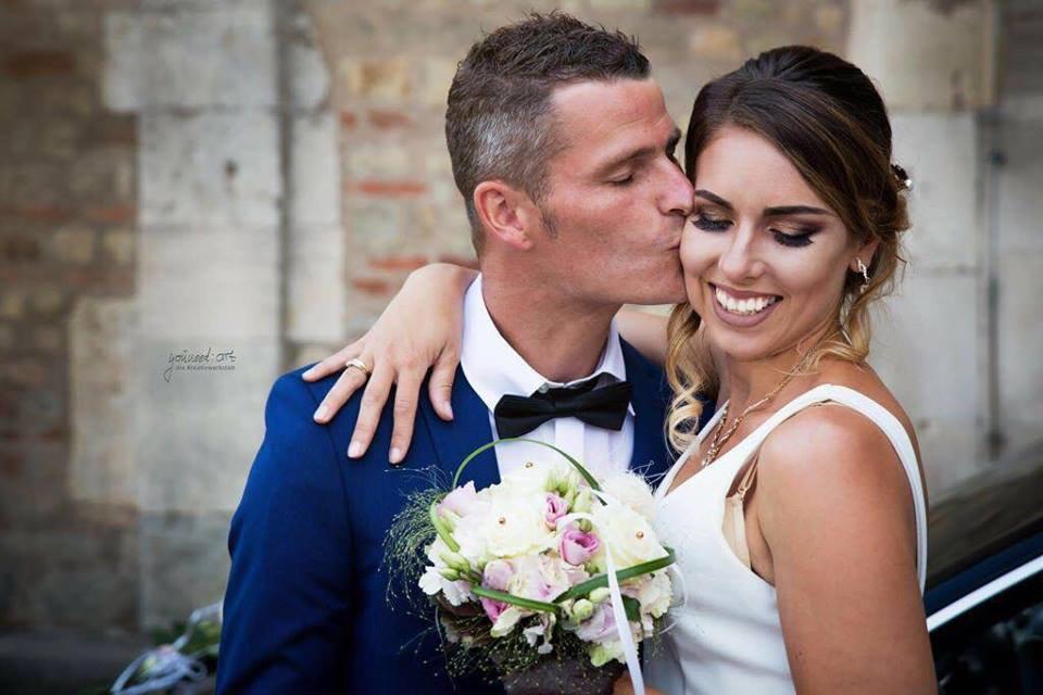 Brautstyling ohne Probe
